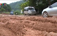 QL279 đoạn qua Hà Giang xuống cấp nghiêm trọng, người dân đối mặt nguy hiểm
