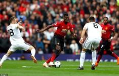 VIDEO Man Utd 1-1 Wolves: Pogba từ người hùng thành tội đồ