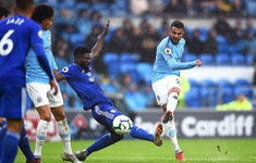VIDEO Cardiff 0-5 Man City: Mahrez khai hỏa