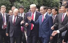 Truyền thông quốc tế viết về Chủ tịch nước Trần Đại Quang