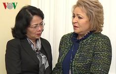 Tăng cường hợp tác Việt Nam - Liên bang Nga