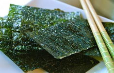Chế biến loại thịt mới từ rong biển