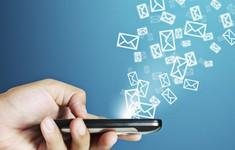 Tin nhắn rác quay trở lại làm phiền người dùng điện thoại