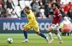Hòa West Ham, Chelsea lỡ cơ hội trở lại ngôi đầu Ngoại hạng Anh
