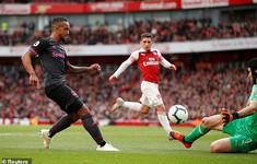 TRỰC TIẾP BÓNG ĐÁ Ngoại hạng Anh, Arsenal 0-0 Everton (Hết H1): 2 thủ môn thay nhau trổ tài