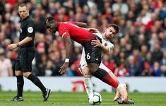 Manchester United 1-1 Wolverhampton: Người hùng và tội đồ Pogba!