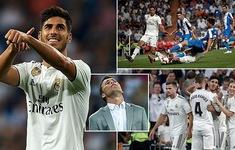 Kết quả bóng đá quốc tế rạng sáng 23/9: Niềm vui của các đội bóng thành Madrid