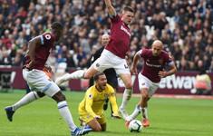 VIDEO West Ham 0-0 Chelsea: The Blues may mắn có 1 điểm