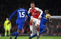 TRỰC TIẾP BÓNG ĐÁ Ngoại hạng Anh, Arsenal 0-0 Everton (H1): 2 thủ môn thay nhau trổ tài
