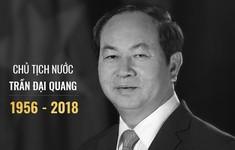 [INFOGRAPHIC] Chủ tịch nước Trần Đại Quang (1956 - 2018)