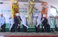 Bình Thuận khởi công dự án nhà máy điện mặt trời