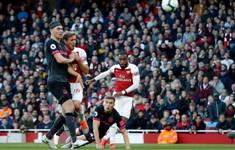 Top 5 bàn thắng đẹp nhất vòng 6 Ngoại hạng Anh