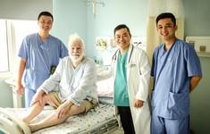 Cứu sống cụ ông người Úc bị nhồi máu cơ tim cấp nguy kịch