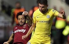 Jorginho sắp thành Vua chuyền mới ở Ngoại hạng Anh