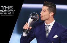 Vì sao Ronaldo không tham dự Lễ trao giải FIFA The Best 2018?