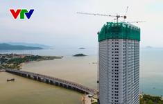 Tháo dỡ các tầng xây vượt tại dự án Mường Thanh: Dự kiến hoàn thành trong tháng 10
