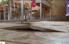 Điện Biên: Sụt lún và nứt gãy đe dọa tính mạng người dân
