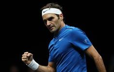 Hạ Isner, Roger Federer tạo lợi thế cho ĐT châu Âu tại Laver Cup 2018