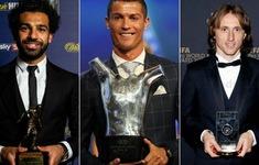 TRỰC TIẾP Lễ trao giải FIFA The Best 2018: Ronaldo vắng mặt, Modric được xướng tên?