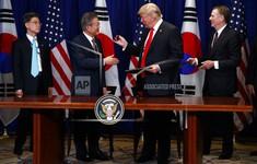 Mỹ, Hàn Quốc cam kết phối hợp tổ chức cuộc gặp thượng đỉnh Mỹ - Triều lần 2