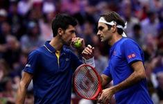 Djokovic: Đánh đôi cùng Federer và thắng ở Laver Cup là giấc mơ hoàn hảo