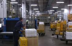 Mỹ và cuộc chiến chống tình trạng gửi chất cấm qua cửa khẩu