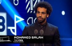 XEM TRỰC TIẾP Lễ trao giải FIFA The Best 2018: Salah giành giải Bàn thắng đẹp nhất