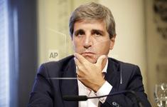 Thống đốc Ngân hàng Trung ương Argentina bất ngờ từ chức