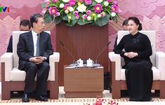 """""""Việt Nam luôn coi trọng quan hệ Đối tác hợp tác chiến lược toàn diện với Trung Quốc"""""""