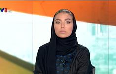 Saudi Arabia có nữ MC thời sự đầu tiên