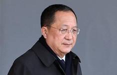 Ngoại trưởng Triều Tiên tới New York