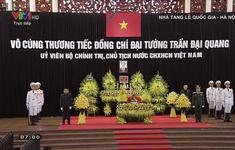 TRỰC TIẾP Lễ viếng Chủ tịch nước Trần Đại Quang