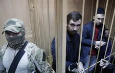 Tòa án Nga gia hạn tạm giam 8 thủy thủ Ukraine