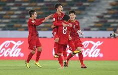 Điều kiện nào để Việt Nam đi tiếp tại Asian Cup 2019?