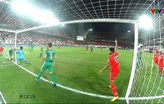 VIDEO: Pha bóng gây tranh cãi mà ĐT Oman đòi trọng tài phải công nhận bàn thắng