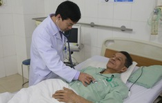 Cứu bệnh nhân người Philippines nhồi máu cơ tim nguy kịch