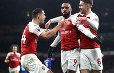 VIDEO Arsenal 2-0 Chelsea: Pháo thủ thổi bay The Blues
