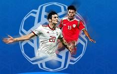 TRỰC TIẾP BÓNG ĐÁ ASIAN CUP 2019, ĐT Iran 2-0 ĐT Oman: Hiệp 2