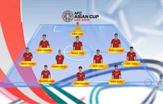 Asian Cup 2019: ĐT Việt Nam sẽ sử dụng đội hình nào đấu ĐT Jordan?