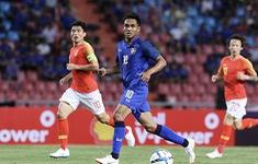 TRỰC TIẾP BÓNG ĐÁ Thái Lan vs Trung Quốc (Vòng 1/8 Asian Cup 2019): 21h00 trên VTV5, VTV6 và ứng dụng VTV Sports