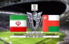 VIDEO Highlights: ĐT Iran 2-0 ĐT Oman (Vòng 1/8 Asian Cup 2019)