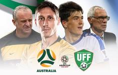 TRỰC TIẾP BÓNG ĐÁ Asian Cup 2019, ĐT Australia vs ĐT Uzbekistan: 21h00 trên VTV5, VTV6 và ứng dụng VTV Sports