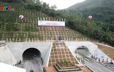 Hôm nay (21/1), hầm Cù Mông chính thức thông xe