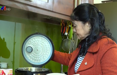 Nghiên cứu chất lượng sản phẩm cơm gạo nấu từ nồi cơm tách đường