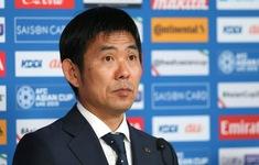 HLV ĐT Nhật Bản, Hajime Moriyasu tuyên bố sẽ chơi tấn công trước ĐT Việt Nam