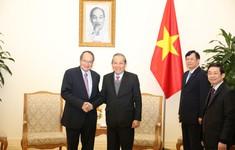 Việt Nam - Singapore đẩy mạnh hợp tác tư pháp