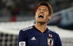 ĐT Nhật Bản mất trụ cột thứ 3 trước trận tứ kết với ĐT Việt Nam