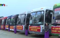 Thừa Thiên Huế ra quân vận tải hành khách dịp Tết