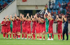 BXH FIFA: ĐT Việt Nam giữ vững vị trí số 1 Đông Nam Á