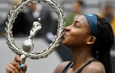 Coco Gauff đi vào lịch sử với chức vô địch giải quần vợt Linz mở rộng